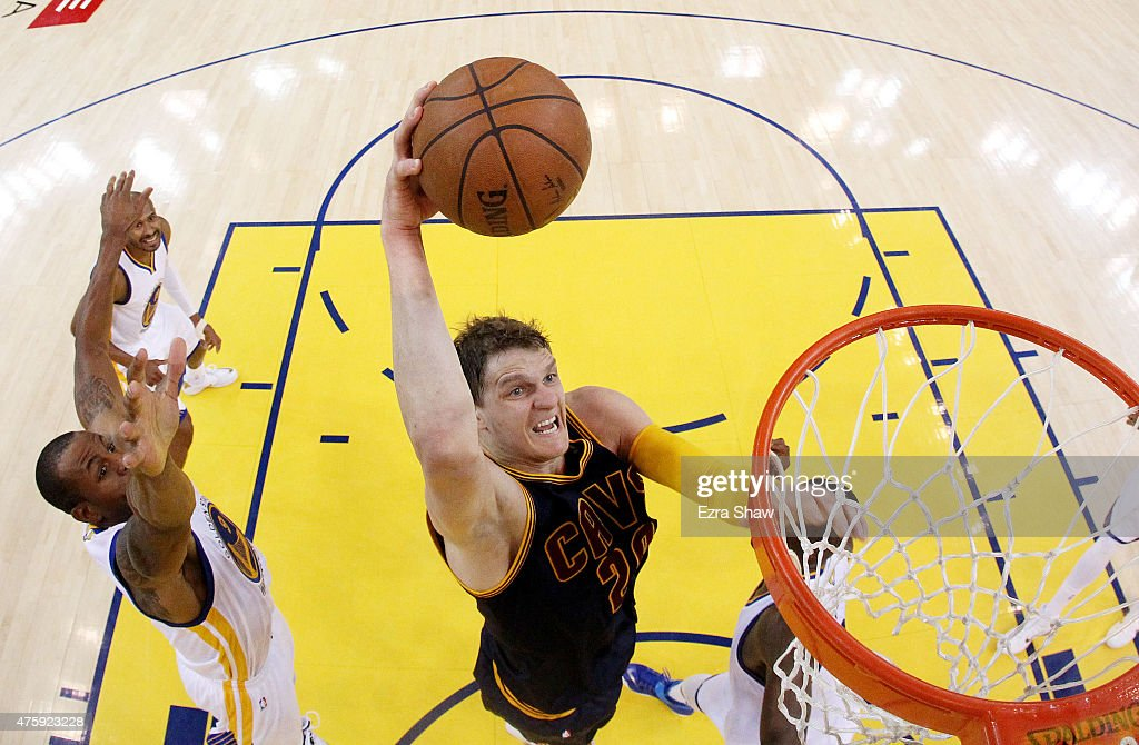 2015 NBA Finals - Game One