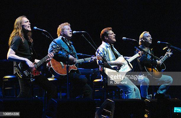 Timothy B Schmit Don Henley Glenn Frey and Joe Walsh