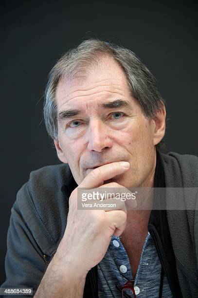 Timothy Dalton at the 'Penny Dreadful' Press Conference at the Mandarin Oriental Hotel on May 5 2014 in New York City