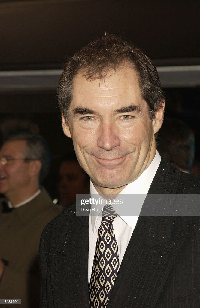 how tall is timothy dalton