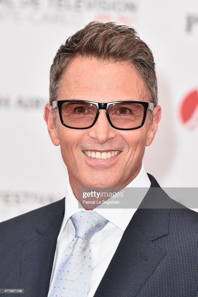 Timothy Daly arrives to attend the opening ceremony of the 55th Monte Carlo TV Festival on June 13, 2015 in Monte-Carlo, Monaco.