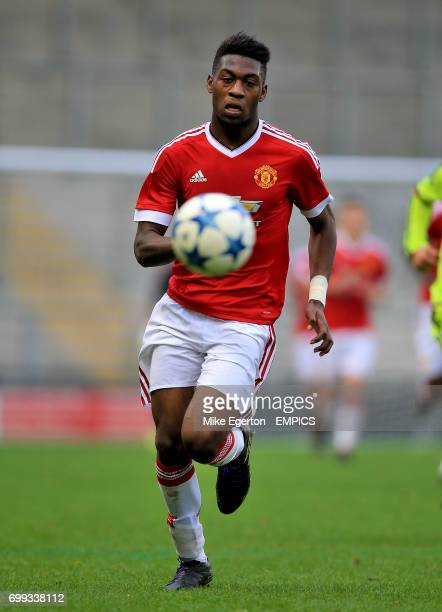Timothy FosuMensah Manchester United