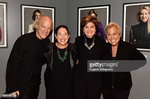 Timothy GreenfieldSanders Randi Zuckerberg Gloria Allred and Kathy Travis attend the Marie Claire Fidelity And WNET Celebrate The Women's List...