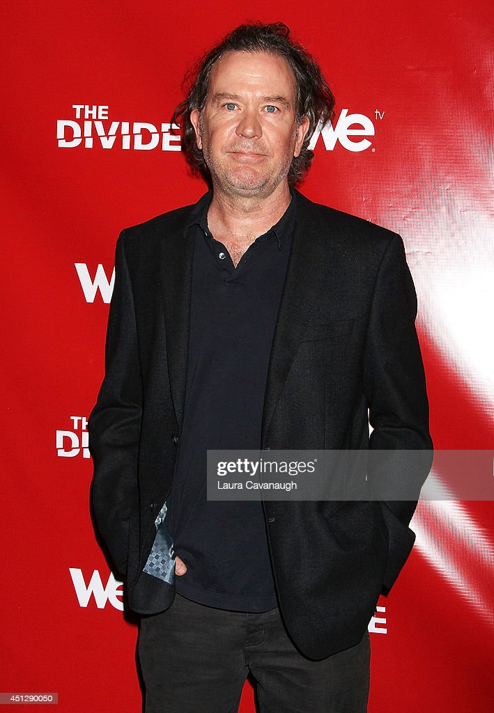 Timothy Hutton attends 'The Divide' series premiere at Dolby 88 Theater on June 26, 2014 in New York City.