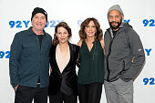 Timothy Hutton Lili Taylor Felicity Huffman and John Ridley attend 92nd Street Y Presents An Evening With 'American Crime' Season Two at the 92nd...