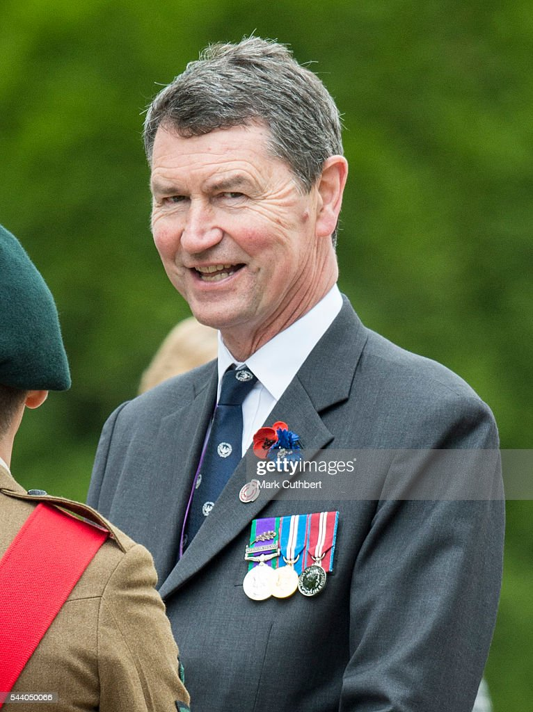 <a gi-track='captionPersonalityLinkClicked' href=/galleries/search?phrase=Timothy+Laurence&family=editorial&specificpeople=160940 ng-click='$event.stopPropagation()'>Timothy Laurence</a> attends a Commemoration of the Centenary of the Battle of the Somme at The Commonwealth War Graves Commission Thiepval Memorial on July 1, 2016 in Thiepval, France.