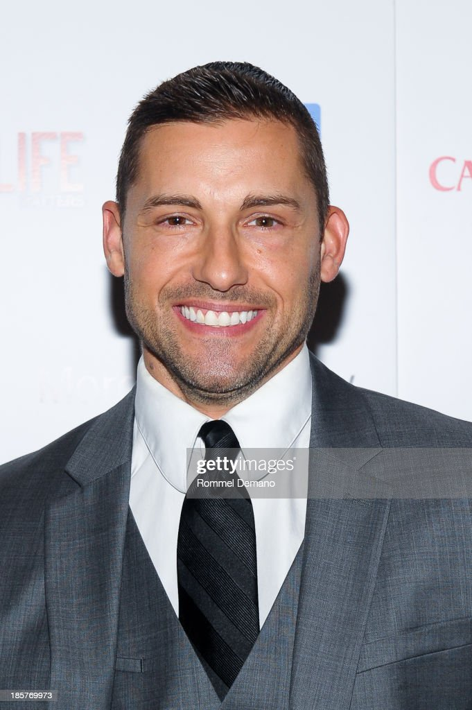 Timothy Mandala attends the 11th Annual Work Life Matters gala at Club 101 on October 24, 2013 in New York City.