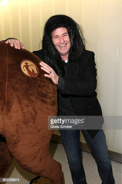Timothy Peach during the 'APASSIONATA Im Bann des Spiegels' VIP reception at Olympiahalle on January 9 2016 in Munich Germany