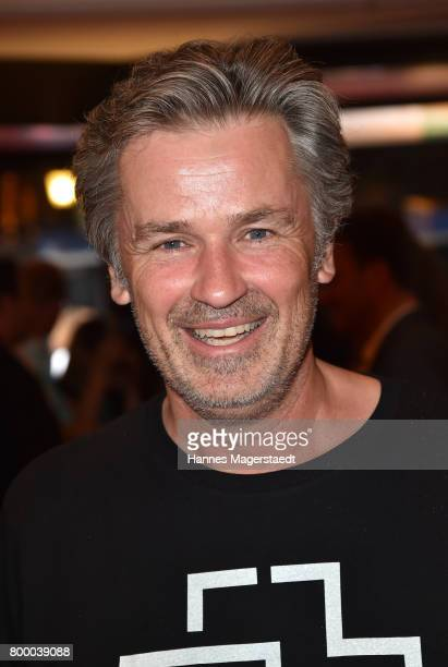 Timothy Peach during the opening night of the Munich Film Festival 2017 at Bayerischer Hof on June 22 2017 in Munich Germany