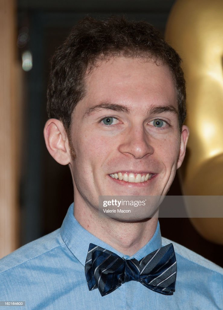 Timothy Reckart attends The Academy Of Motion Picture Arts And Sciences Presents Oscar Celebrates: Shorts at AMPAS Samuel Goldwyn Theater on February 19, 2013 in Beverly Hills, California.