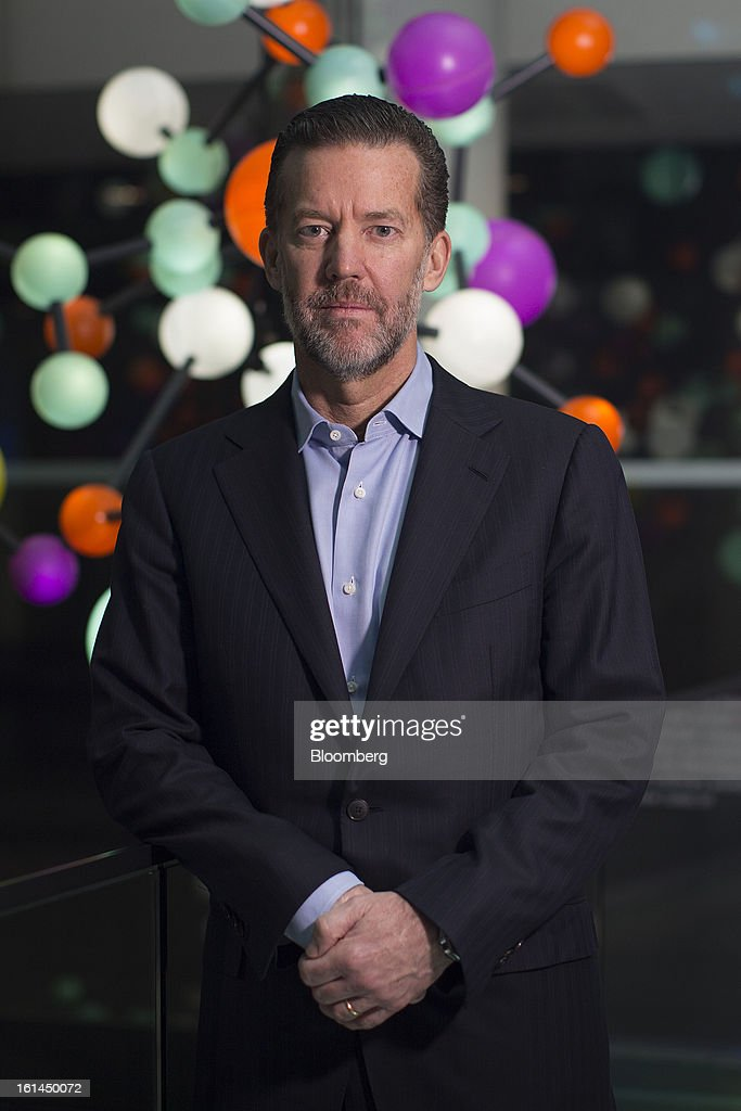 Timothy Richards, chief executive officer of Vue Entertainment Ltd., poses for a photograph in London, U.K., on Monday, Feb. 11, 2013. Vue Entertainment Ltd. is looking for more European deals after its bid for Cinemaxx and is reviewing another target in Germany, Handelsblatt reported, citing an interview with Richards. Photographer: Simon Dawson/Bloomberg via Getty Images