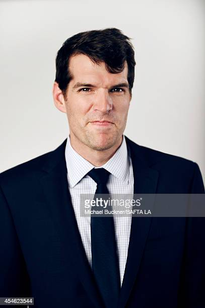 Timothy Simons poses for a portrait at the BAFTA luncheon on August 23 2014 in Los Angeles California