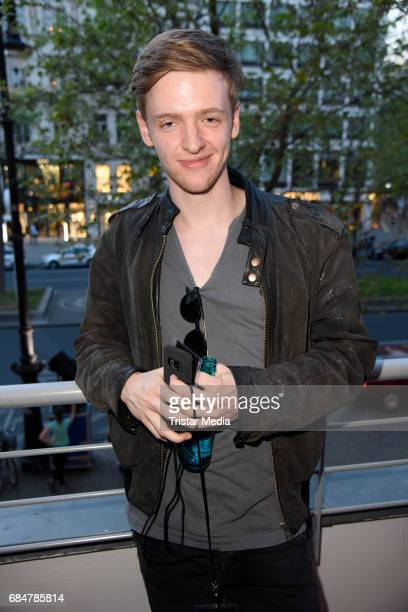 Timur Bartels attends the 25th anniversary celebration at Hard Rock Cafe Berlin on May 18 2017 in Berlin Germany
