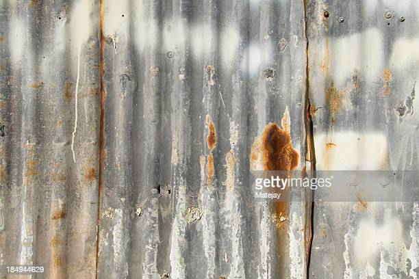Tin Wall detail