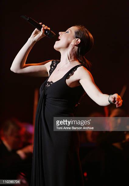 Tina Arena during 'The 2006 Night of The Proms' at Nikaia in Nice France