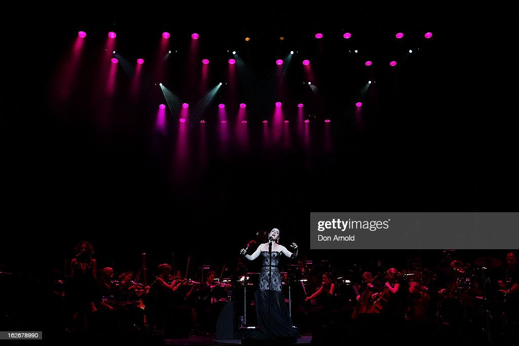 Tina Arena Live At The State Theatre