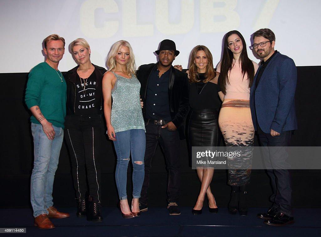 S Club 7 Press Conference