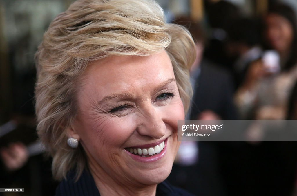 Tina Brown attends Women in the World Summit 2013 on April 4, 2013 in New York, United States.