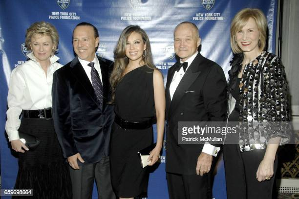 Tina Brown Tommy Mottola Thalia Mottola NYPD Commissioner Ray Kelly and Valerie Salembier attend NEW YORK CITY POLICE FOUNDATION 31st Annual Gala at...