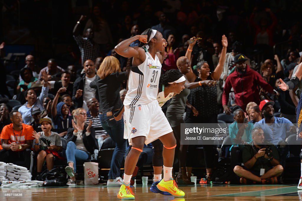 Indiana Fever v New York Liberty - Game One