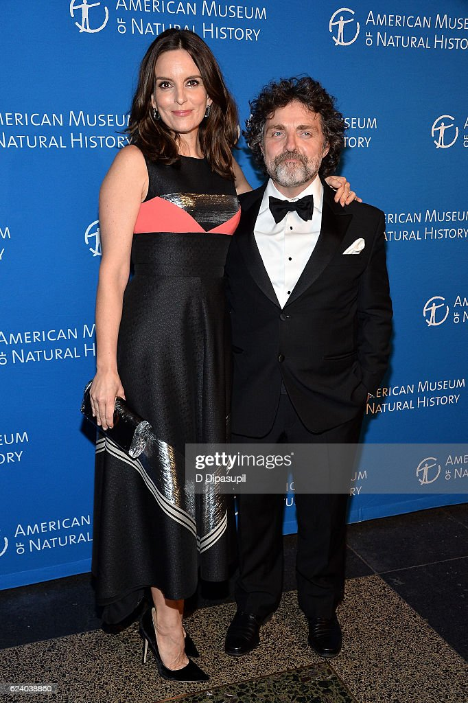 Tina Fey (L) and husband Jeff Richmond attend the 2016 American Museum of Natural History Museum Gala at the American Museum of Natural History on November 17, 2016 in New York City.