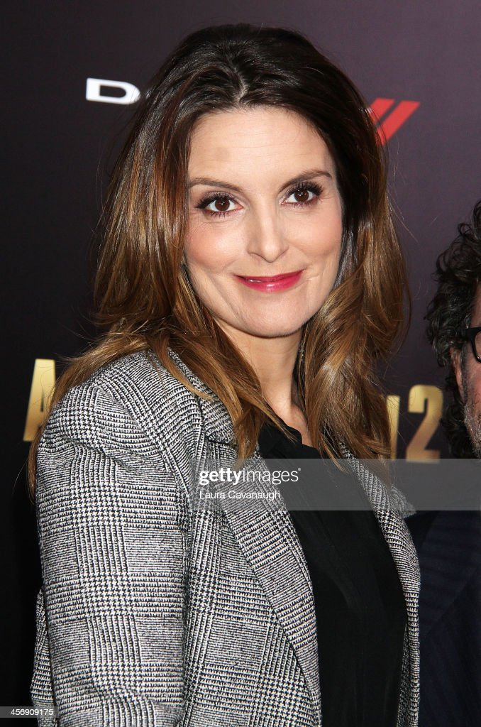 <a gi-track='captionPersonalityLinkClicked' href=/galleries/search?phrase=Tina+Fey&family=editorial&specificpeople=206753 ng-click='$event.stopPropagation()'>Tina Fey</a> attends the 'Anchorman 2: The Legend Continues' U.S. premiere at Beacon Theatre on December 15, 2013 in New York City.