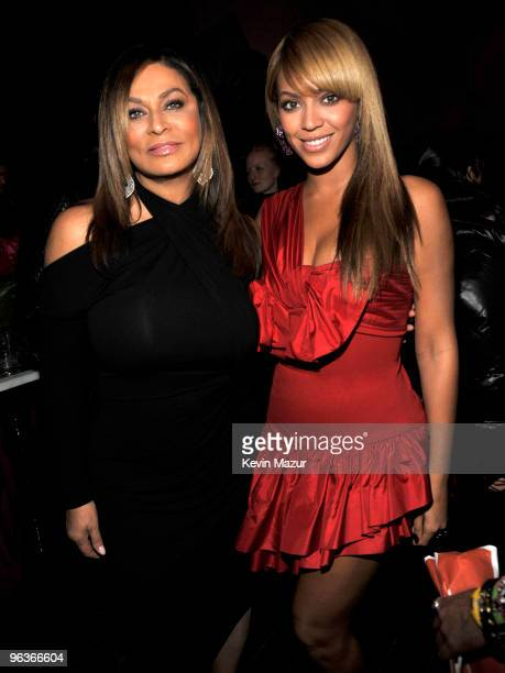 *EXCLUSIVE* Tina Knowles and Beyonce attends Beyonce's First Fragrance Launch After Party for 'Beyonce Heat' Catch the Fever at 15 Union Square West...