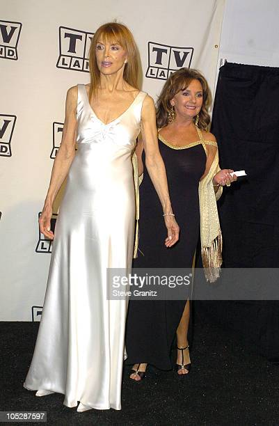 Tina Louise and Dawn Wells winners of the Pop Culture Award for Gilligan's Island'