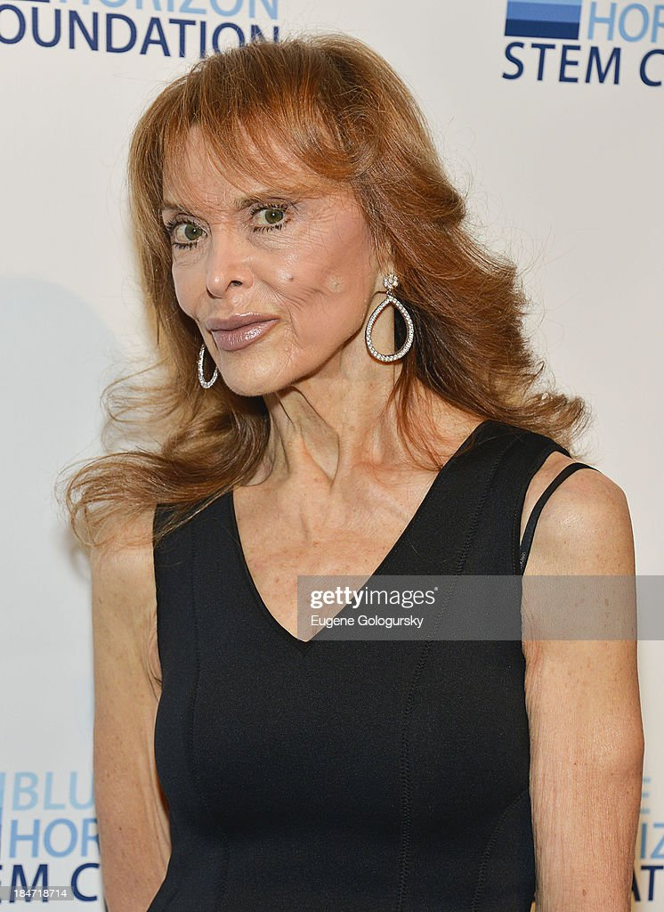 <a gi-track='captionPersonalityLinkClicked' href=/galleries/search?phrase=Tina+Louise&family=editorial&specificpeople=207127 ng-click='$event.stopPropagation()'>Tina Louise</a> attends the 2nd Annual Blue Horizon Foundation Gala at Guastavino's on October 15, 2013 in New York City.