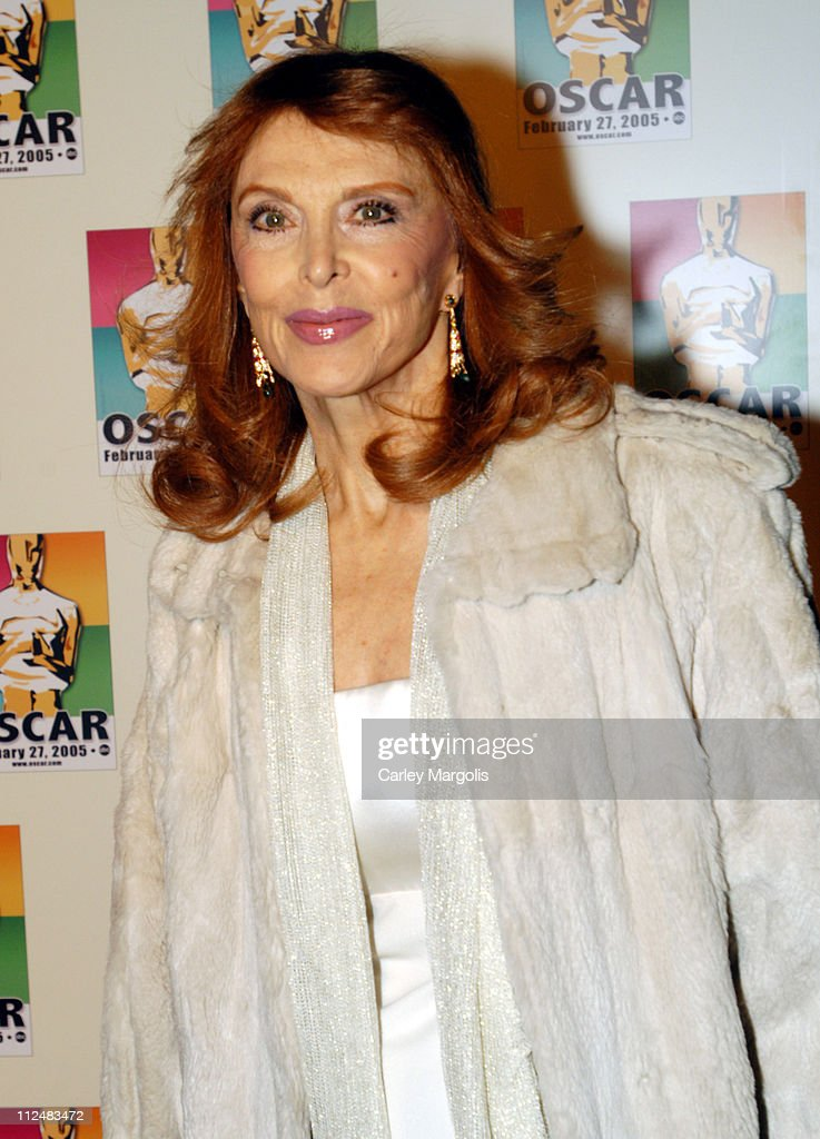 <a gi-track='captionPersonalityLinkClicked' href=/galleries/search?phrase=Tina+Louise&family=editorial&specificpeople=207127 ng-click='$event.stopPropagation()'>Tina Louise</a> during Official 2005 Academy of Motion Picture Arts & Sciences Oscar Night Party at Gabriel's at Gabriel's Restaurant and Bar in New York City, New York, United States.