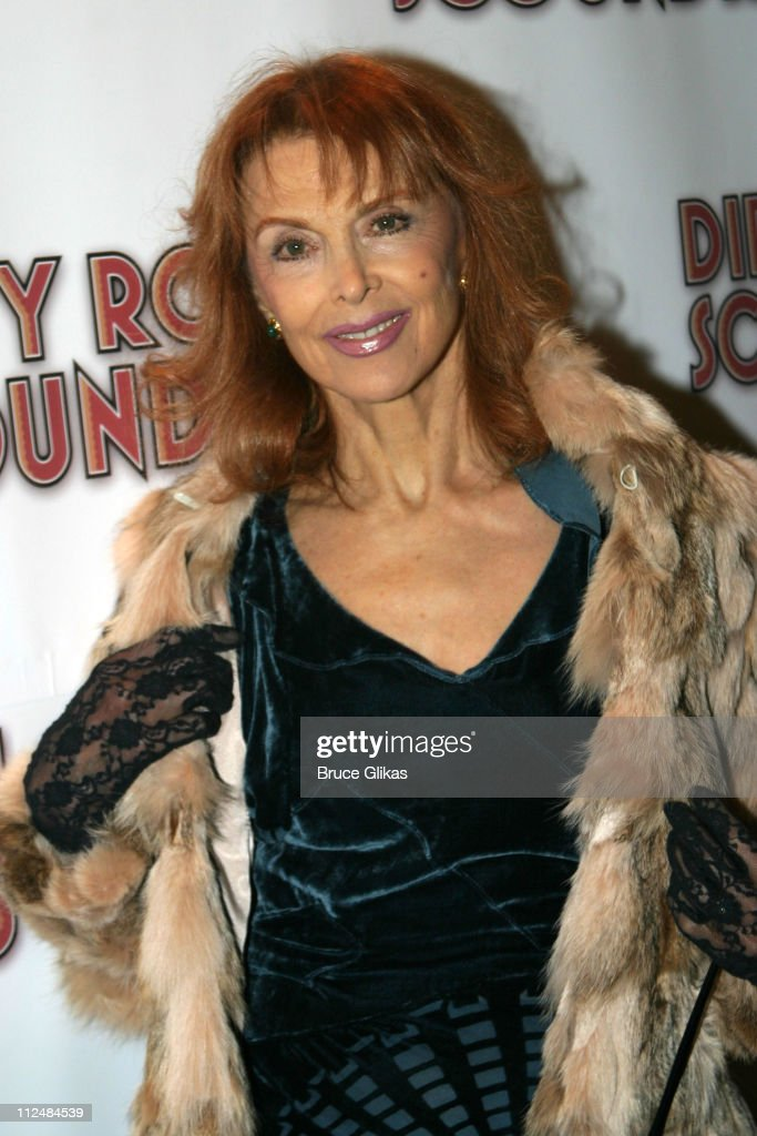Tina Louise during Opening Night Curtain Call and Party for 'Dirty ...
