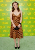 Tina Majorino during The CW Launch Party Arrivals at WB Main Lot in Burbank California United States