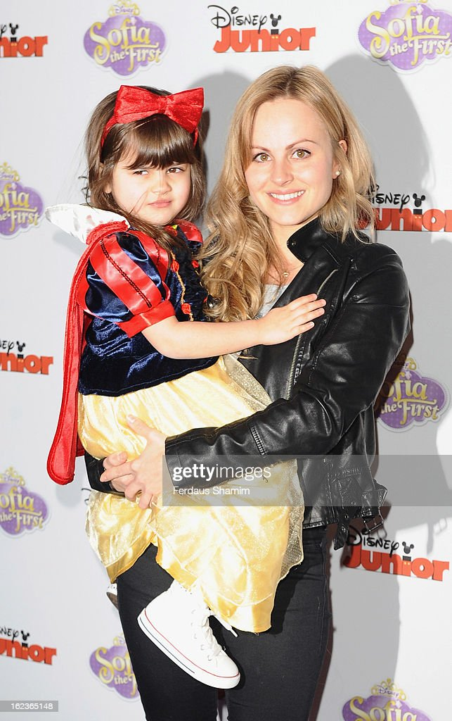 <a gi-track='captionPersonalityLinkClicked' href=/galleries/search?phrase=Tina+O%27Brien&family=editorial&specificpeople=206521 ng-click='$event.stopPropagation()'>Tina O'Brien</a> attends the launch screening of Sofia the First at May Fair Hotel on February 22, 2013 in London, England.