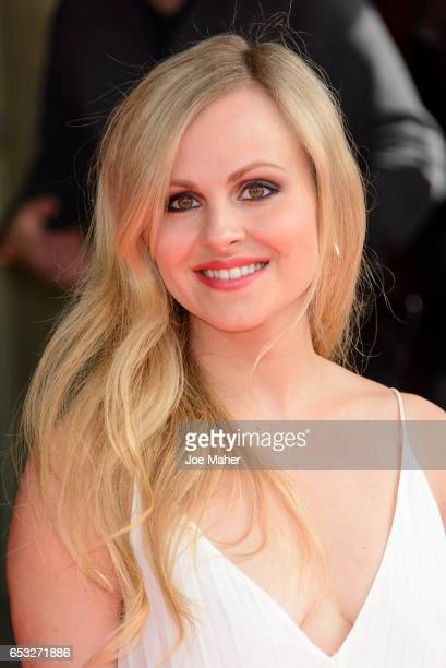 Tina O'Brien attends the TRIC Awards 2017 on March 14 2017 in London United Kingdom