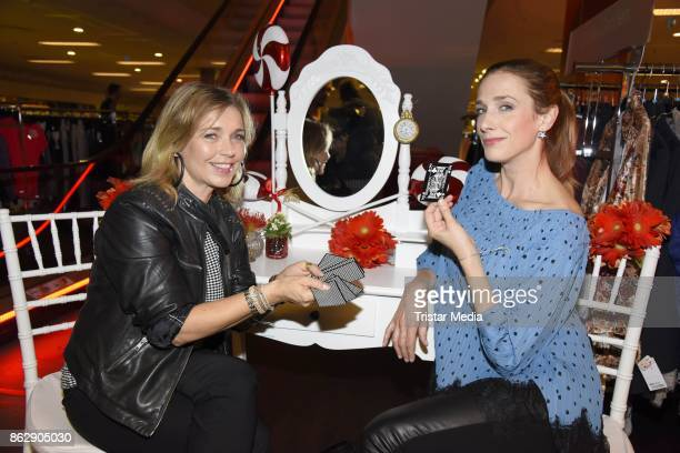 Tina Ruland and Kristin Meyer attend the TK Maxx 10th anniversary celebration on October 18 2017 in Berlin Germany