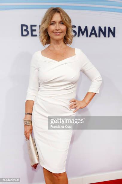 Tina Ruland attends the 'Bertelsmann Summer Party' at Bertelsmann Repraesentanz on June 22 2017 in Berlin Germany