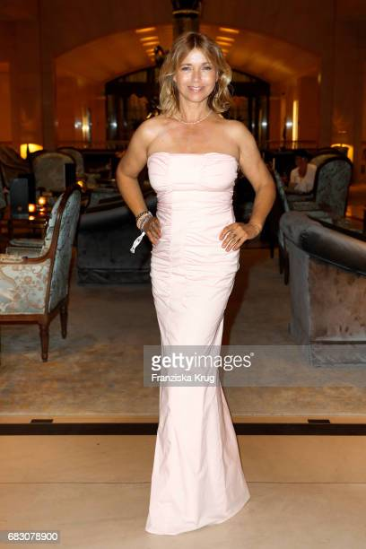 Tina Ruland attends the Felix Burda Award at Hotel Adlon on May 14 2017 in Berlin Germany