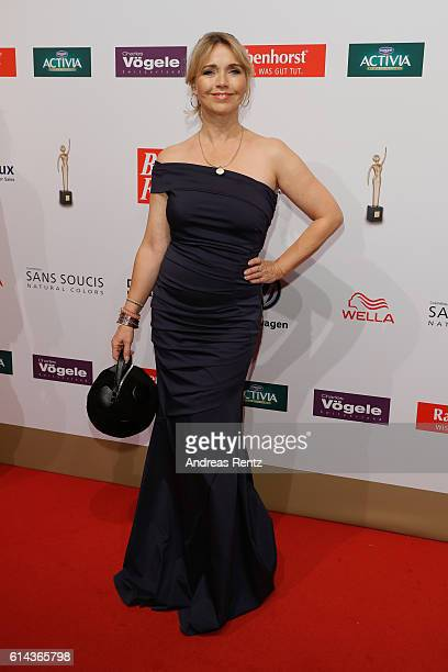 Tina Ruland attends the 'Goldene Bild der Frau' award at Stage Theater on October 13 2016 in Hamburg Germany