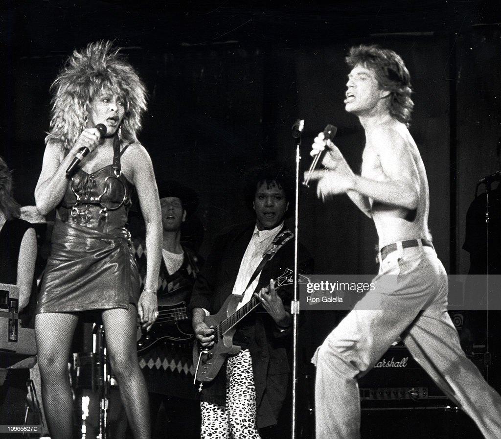 Tina Turner Tour Schedule