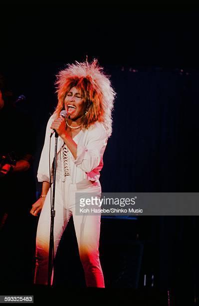 Tina Turner live at Nippon Budokan Tokyo December 28 1985