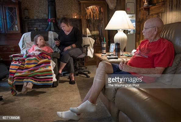 Tina Watson visits with her motherinlaw and fatherinlaw Joan and Joel Jackson in Irondale AL on October 16 2016 In February Jaxon Fuller went to the...