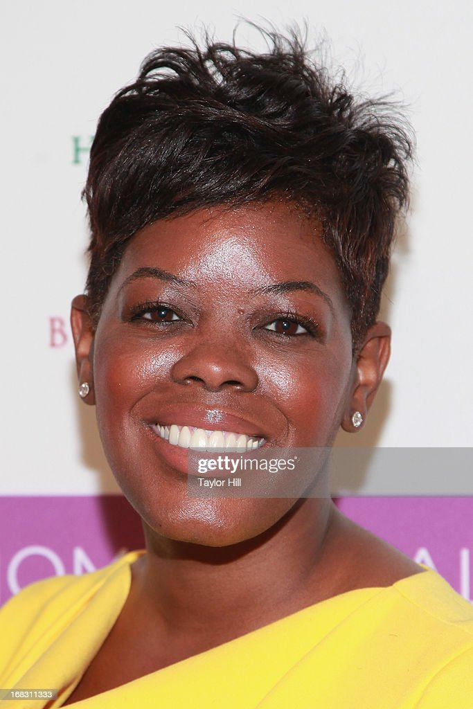 Tina Wells of Buzz Marketing Group attends the Mom + Social Event at the 92Y Tribeca on May 8, 2013 in New York City.