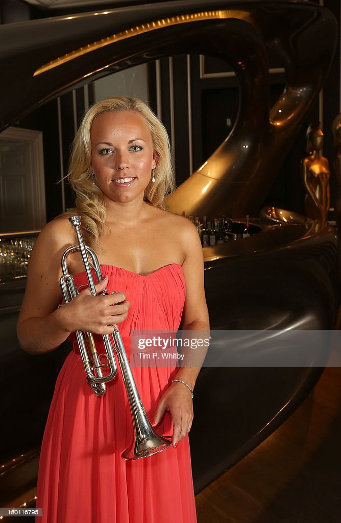 Tine Thing Helseth attends a photocall to launch the 2013 Classic Brit Awards at Home House on September 9, 2013 in London, England. The Classical Brits takes place on October 2, 2013 and is presented by Myleene Klass for the sixth year running.