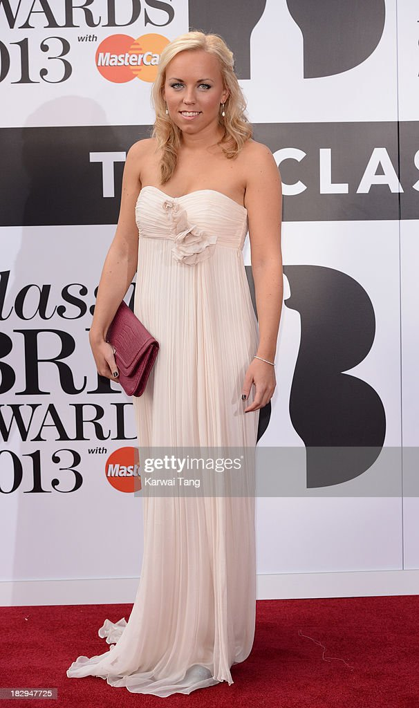 Tine Thing Helseth attends the Classic BRIT Awards 2013 at Royal Albert Hall on October 2, 2013 in London, England.