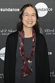 Ting Wu attends the Alfred P Sloan Foundation Reception and Prize Announcement during the 2016 Sundance Film Festival at High West Distillery on...