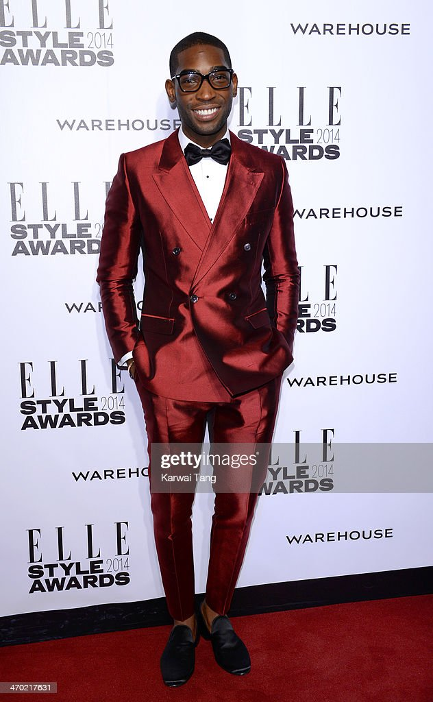 <a gi-track='captionPersonalityLinkClicked' href=/galleries/search?phrase=Tinie+Tempah&family=editorial&specificpeople=6742538 ng-click='$event.stopPropagation()'>Tinie Tempah</a> attends the Elle Style Awards 2014 at One Embankment on February 18, 2014 in London, England.
