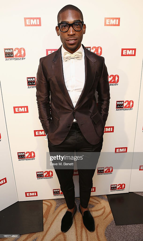 <a gi-track='captionPersonalityLinkClicked' href=/galleries/search?phrase=Tinie+Tempah&family=editorial&specificpeople=6742538 ng-click='$event.stopPropagation()'>Tinie Tempah</a> attends the EMI & War Child Brits Aftershow Party at 02 Arena on February 20, 2013 in London, England.