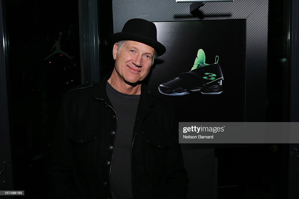 Tinker Hatfield attends the Dare To Fly AJXX8 event at PH-D Rooftop Lounge at Dream Downtown on December 3, 2012 in New York City.