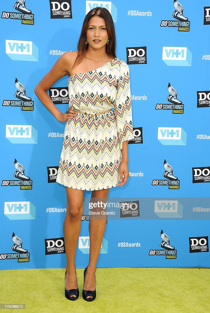 Tinsel Korey arrives at the 2013 Do Something Awards at Avalon on July 31, 2013 in Hollywood, California.