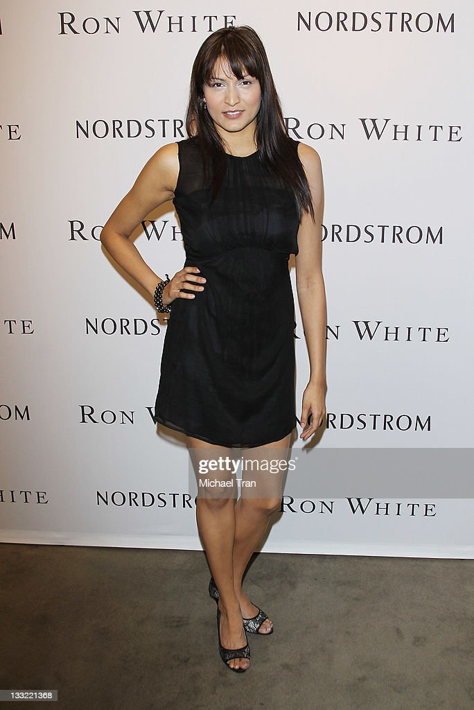 <a gi-track='captionPersonalityLinkClicked' href=/galleries/search?phrase=Tinsel+Korey&family=editorial&specificpeople=5810119 ng-click='$event.stopPropagation()'>Tinsel Korey</a> attends the Ron White shoe collection launch and charity event held at Nordstrom at the Grove on November 17, 2011 in Los Angeles, California.